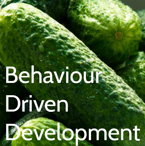BDD with Cucumber Training Course